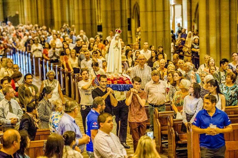 DOTUC 2017 Mass