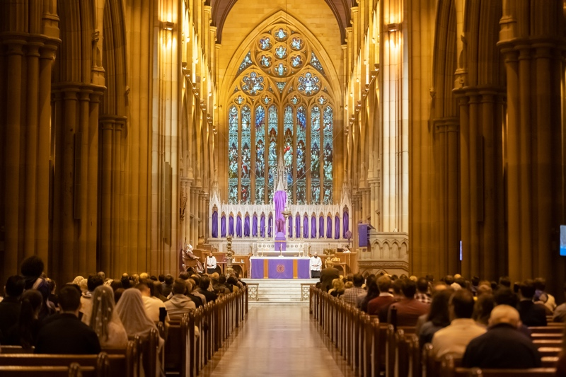Day of the Unborn Child 2021 Mass